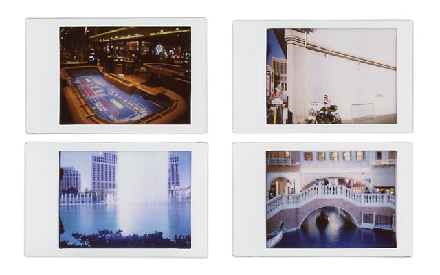 Instax in Vegas Contact Sheet 1