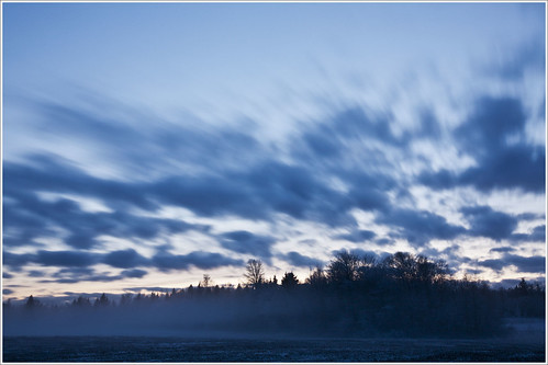 20120101. First day of the New Year. The fog. 1431. by Tiina Gill