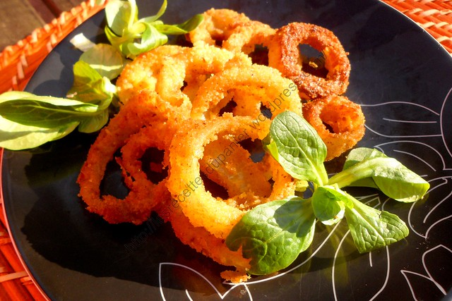Beignets d'oignons / Onion Rings