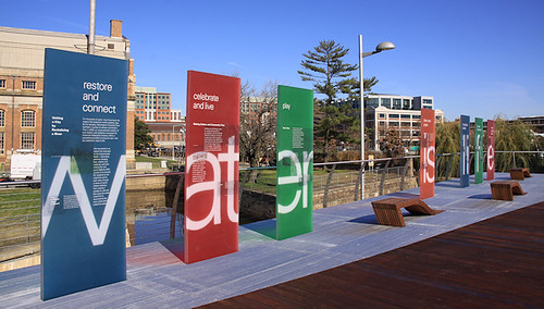 'Water Is Life' at The Yards Park (by: Jacqueline DuPree, JDLand)