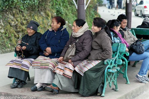 Traditional Tibetan Dress