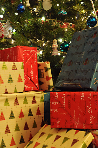 Day 353 - Pile of Presents by Tim Bungert