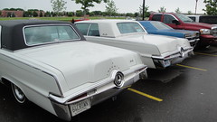 1964 & 1965 Imperial Crown Coupes