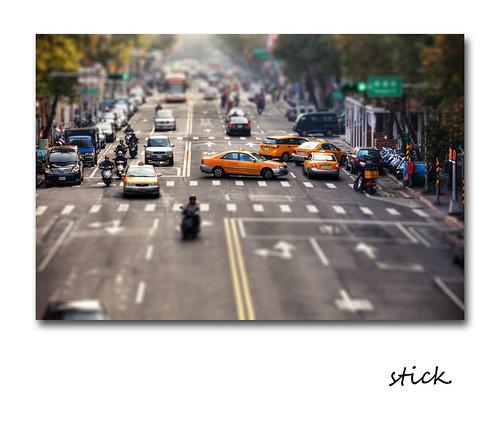 [city] stick