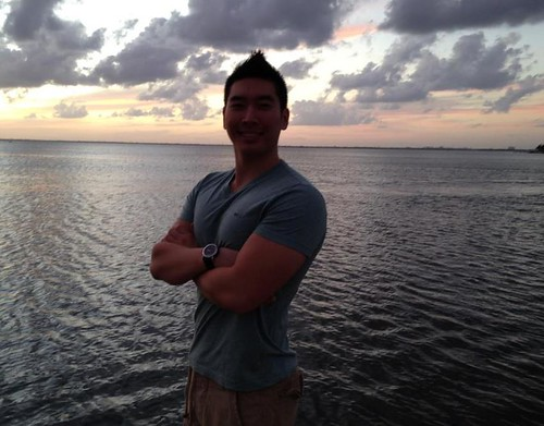 Tacoma Personal Trainer at Cancun Dock