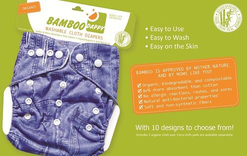 bamboo dappy giveaway