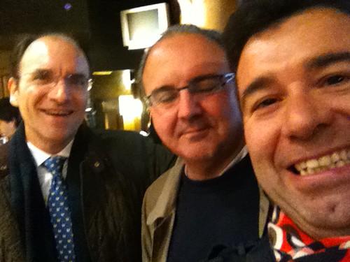 Lo Caro y lo Valioso. Jose Ballesteros, Txema Bilbao y JabierCalle by LaVisitaComunicacion