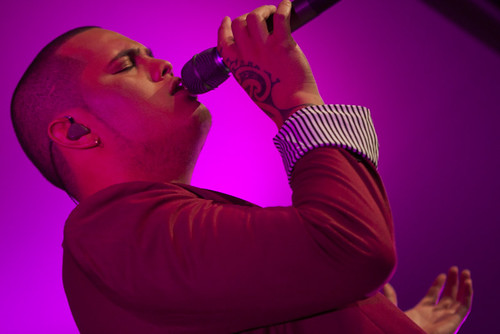 Stan Walker by Eva Rinaldi Celebrity and Live Music Photographer