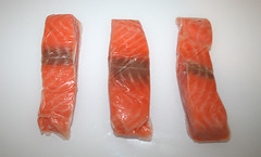 03 - Zutat Lachs / Ingredient salmon
