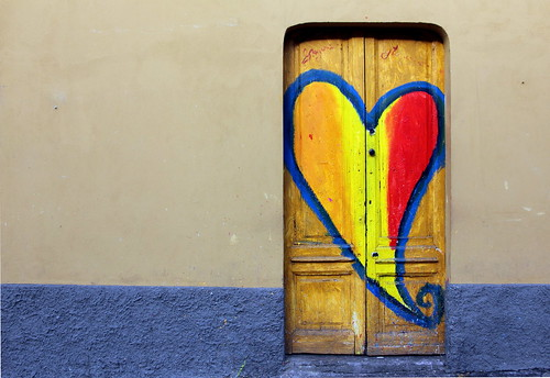 La porta del cuore - The heart door