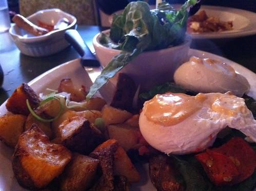Poached Egg BLT
