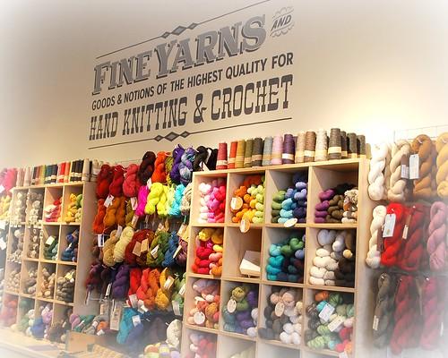 Fine Yarns