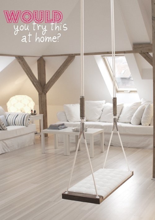 Hot or not - interior swings?