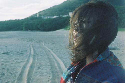 無料写真素材, 人物, 女性  アジア, 髪がなびく