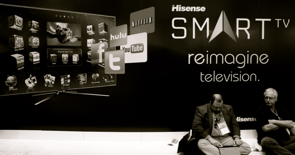 Hisense Reimagine Smart TV | ロックメディア | Flickr