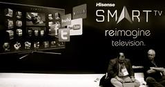 Hisense  Reimagine Smart TV