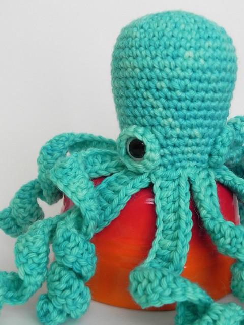 Octopus By No Knit Sherlock Knithacker