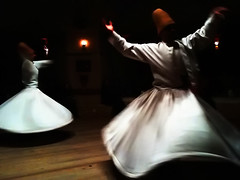 Whirling Dervishes of Cappadocia, Turkey
