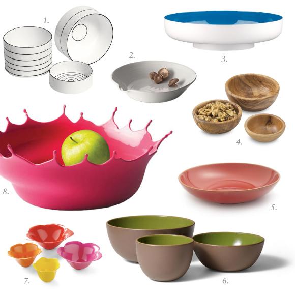 Garnish: Super bowls