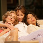 """The Huntington Theatre Company's production of """"The Sisters Rosensweig"""" by Wendy Wasserstein. Directed by Nicholas Martin. Part of the Huntington Theate Company's 2005-2006 season"""