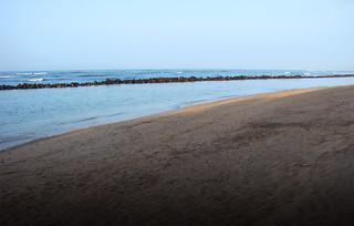 Kuva rancho rica mar Ranta pituus 468 metriä.