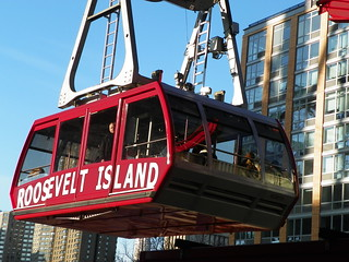 Aerial Tram to Roosevelt Island - Things to do in New York City