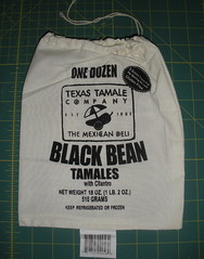 Texas Tamale Bag