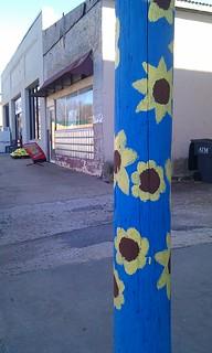 Art poles