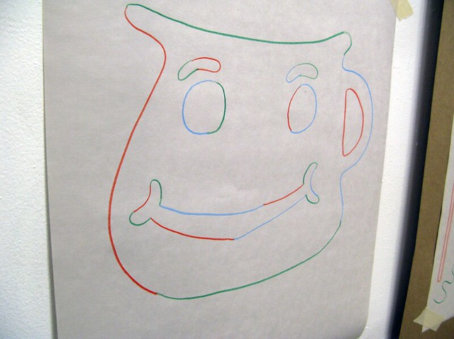 Drawing kool aid man crude dude the line drawings for Kool aid man coloring pages