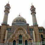 Felestine Square Mosque - Tehran, Iran