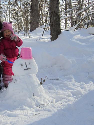 雪だるま by Poran111