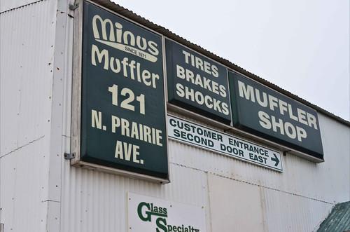 Shop Around for Car Repaires (44/365)