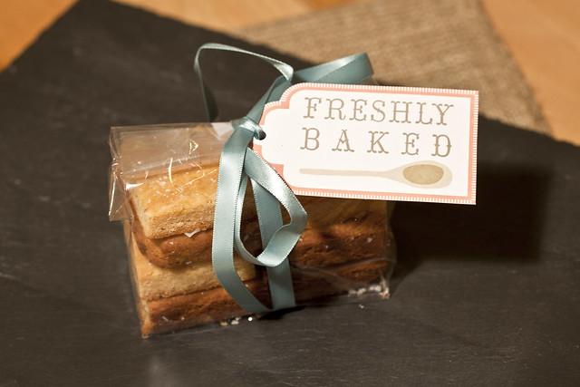 Packaged Etsy Shortbread