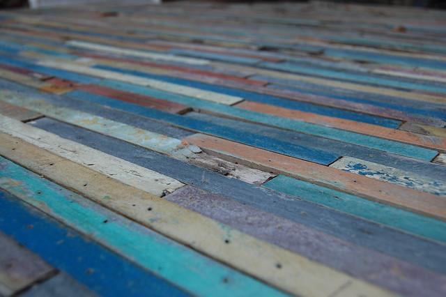 Scrap wood Art