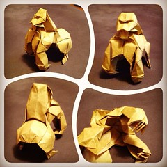Unique Origami Creations By Joseph Wu | Oculoid | Art & Design