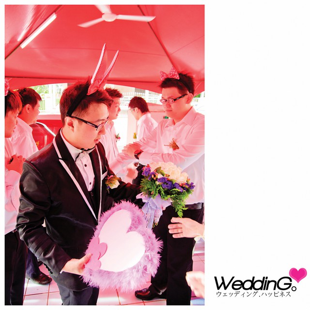 Valence & Mavis Wedding13-14