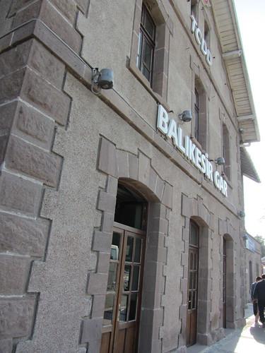 Balikesir: Train station (2)