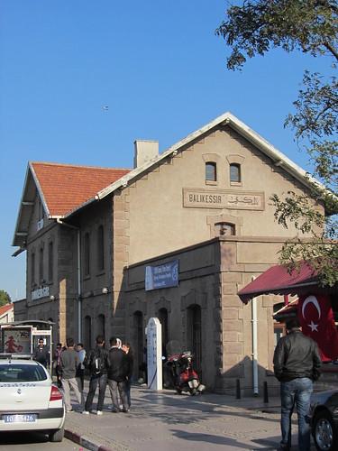 Balikesir: Train station (4)