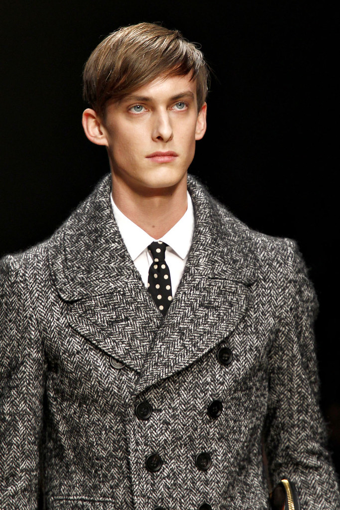 Elias Cafmeyer3045_FW12 Milan Burberry Prorsum(VOGUE)