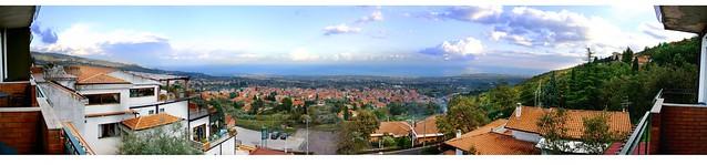 08.11.18 - Zafferana - DSCF3653 Neues Panorama 2