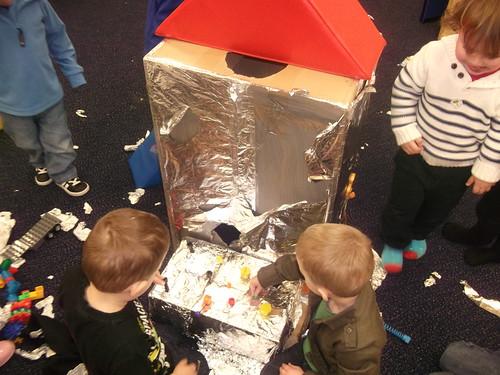Building a Spaceship