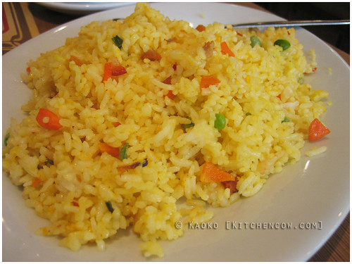 Savory - Fried Rice
