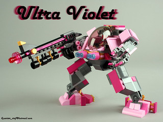 6812390569 4dbce7d539 n Ultra Violet   lego mech