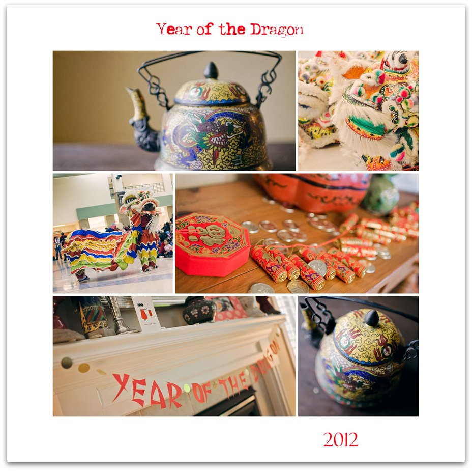 Year of the Dragon Storyboard - KK