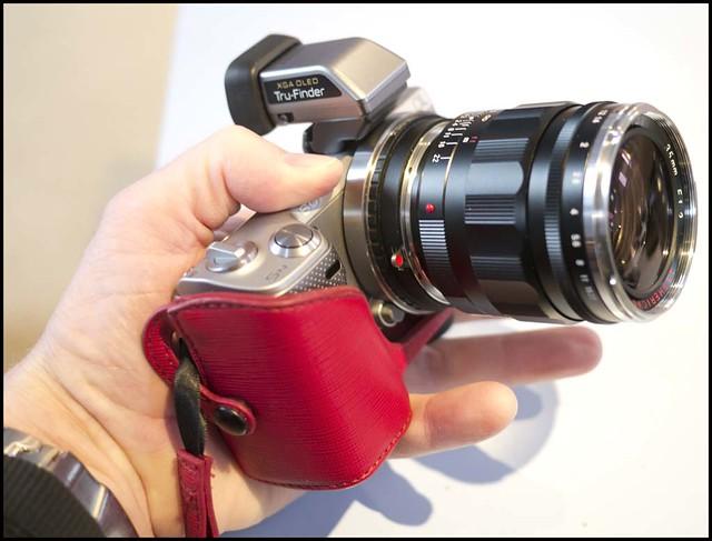Sony NEX-5n Voigtlander 35mm f/1.2 Nokton