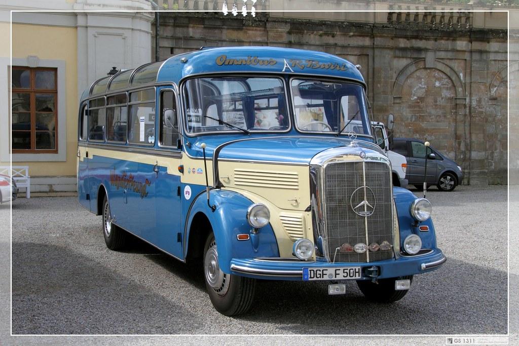 1949 mercedes benz o 3500 02 flickr photo sharing for Mercedes benz 3500