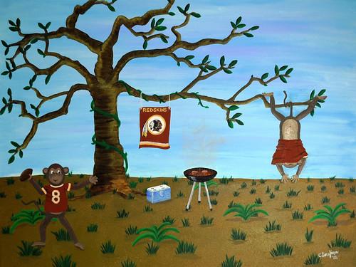 monkey painting2