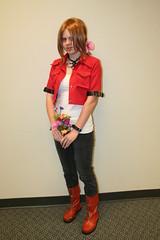 Anime Club Cosplayers 2012
