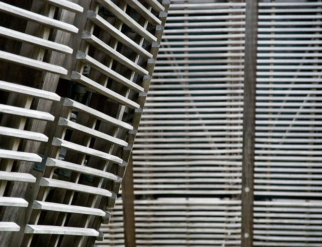Renzo Piano - Tjibaou Cultural Center #3