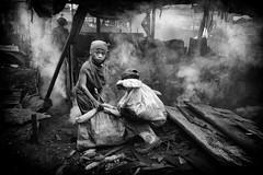 Ulingan, Tondo - The Charcoal Kids